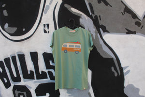 Revolution 1995 - T-shirt Regular Lightgreen Van
