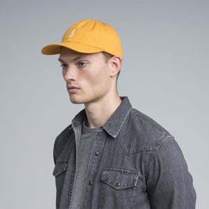 Kangol - Cappello Washed Baseball Marigold