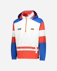 Ellesse - Giubbino Anorak Optical White