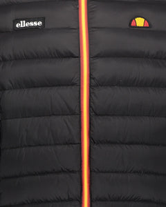 Ellesse - Giubbino Ultralight Down Jacket M Black