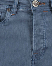 Carica l'immagine nel visualizzatore di Gallery, Cotton Belt - Pantalone Jeans 5 Pockets Slim Blue Nights
