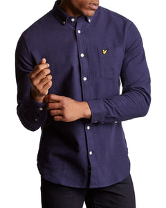 Lyle and Scott - Camicia Weight Flannel