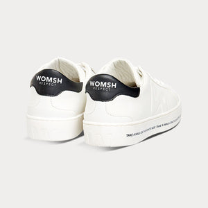 Womsh - Scarpa Snik White Graphic