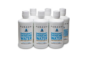Puravai Water, 6 pack