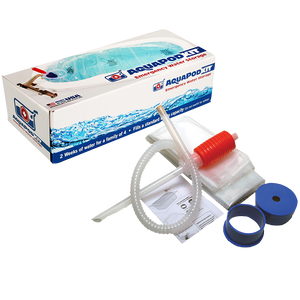 Aquapodkit Storage Water