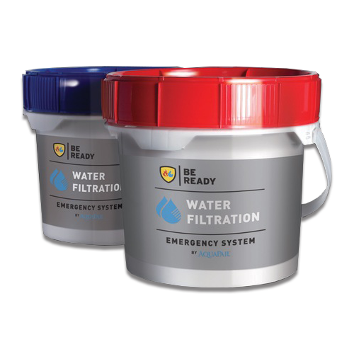Aqua Pail 3300 Gallon Water Filter