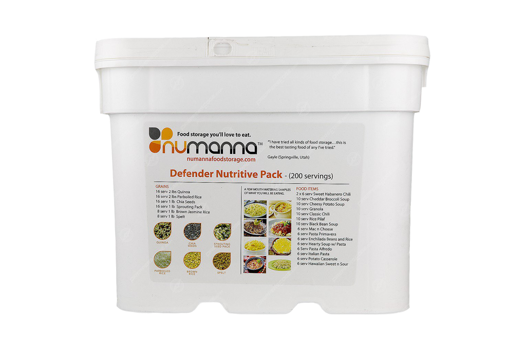 Numanna Food Storage