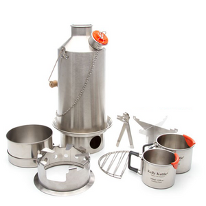KELLY KETTLE BASE CAMP KIT