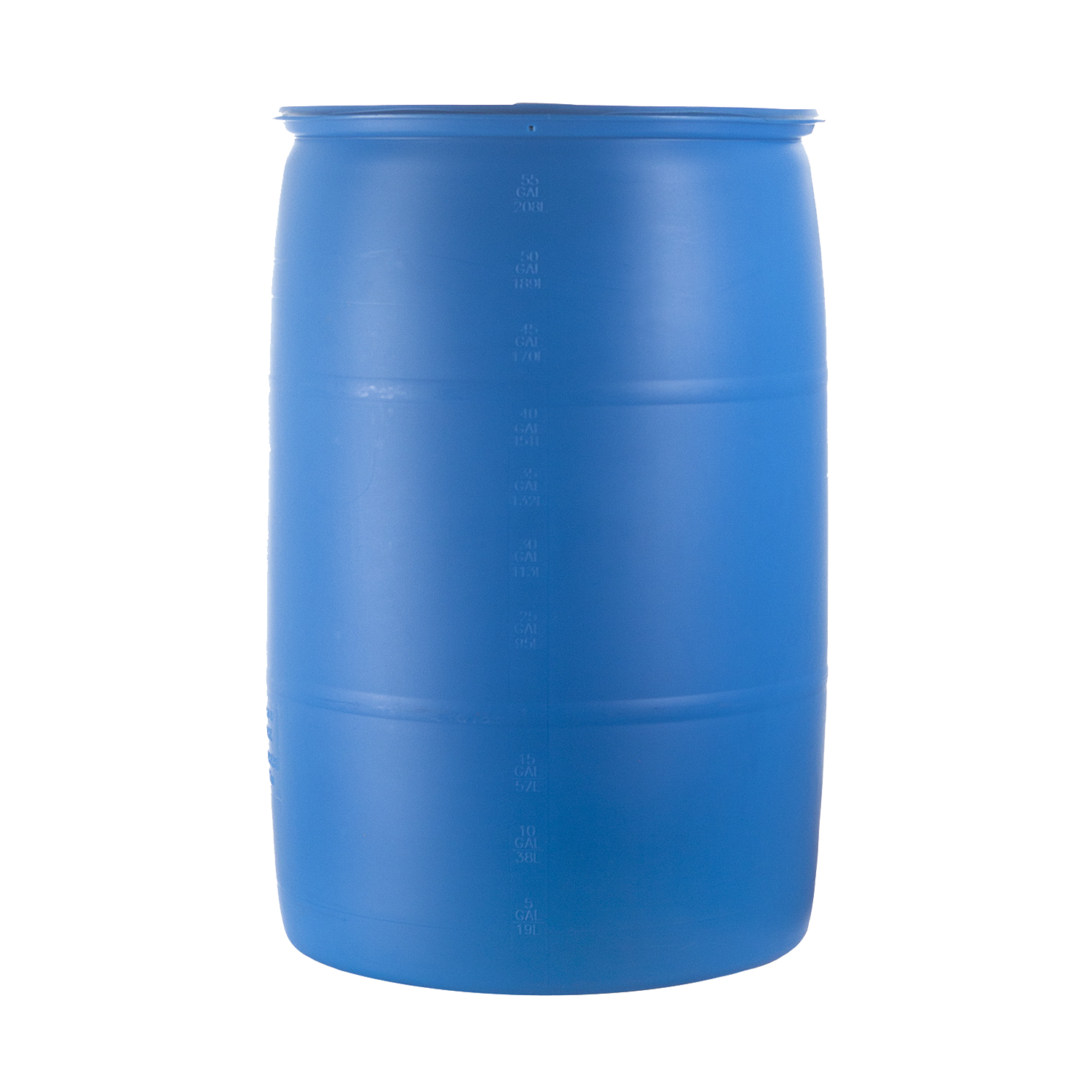 Water Barrel 55 Gallon Drum