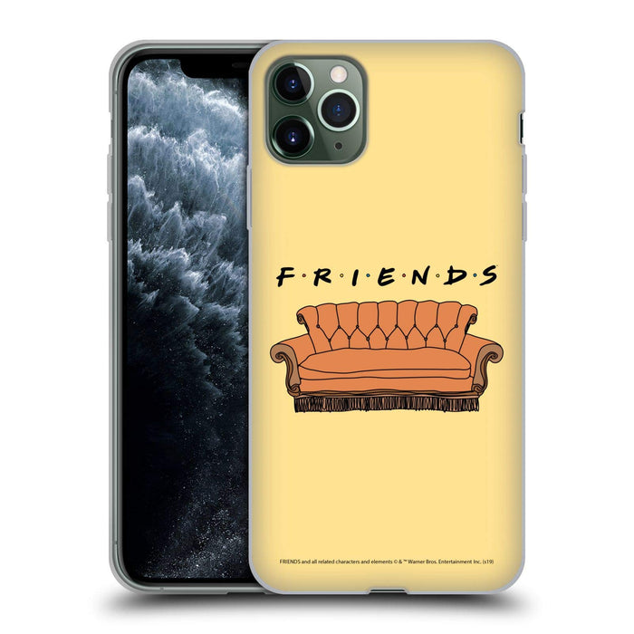Fan of Ross, Rachel, Joey, Chandler, Monica & Phoebe and the hit US TV series iPhone Case