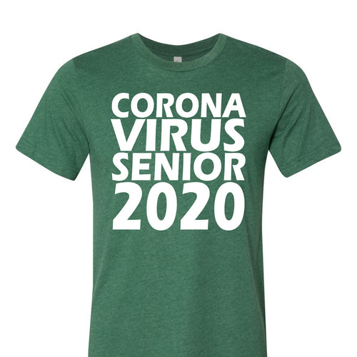 Corona Virus Senior 2020 Shirt