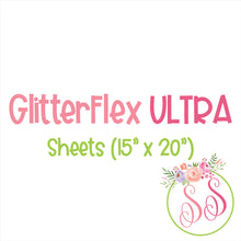 Load image into Gallery viewer, GlitterFlex ULTRA HTV