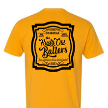 Load image into Gallery viewer, The Rusty Old Ballers Tee