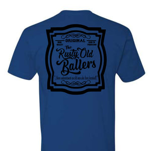 The Rusty Old Ballers Tee