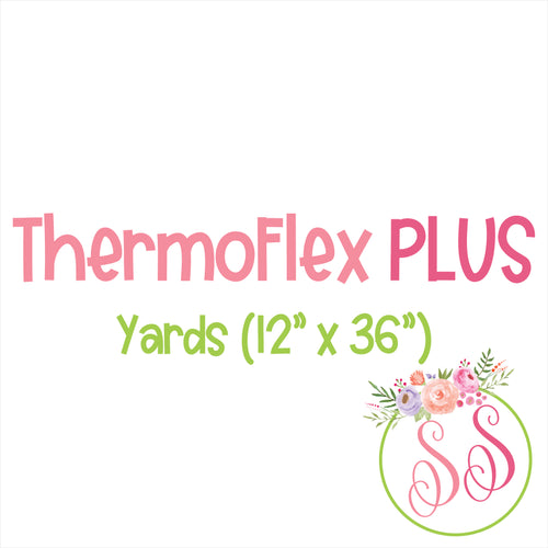 ThermoFlex PLUS HTV - Yards