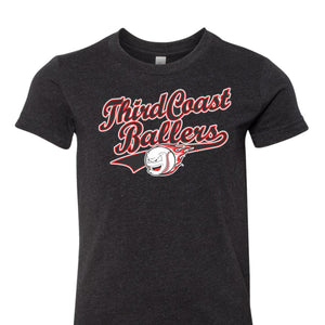 Third Coast Ballers YOUTH TCB Bella Tee