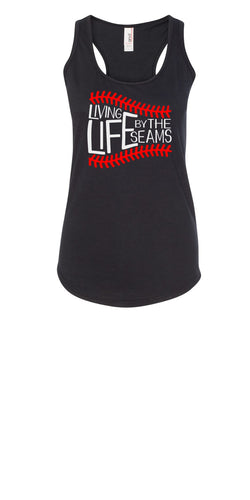 Living Life By The Seams Tank