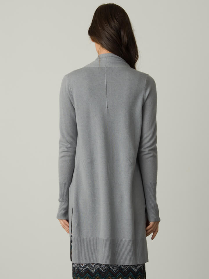Long Cashmere Duster