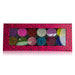 12 Colors Glitter Eyeshadow Palette Powder Makeup Eye Glitter Beauty Pigment Cosmetics  Makeup DIY Magnetic Eyeshadow Palette