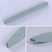 1Pc Unique Stone Nail File Cuticle Remover Trimmer Buffer Nail Art Tool (Random Color) #12146