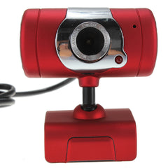 30M USB Webcam With Microphone