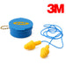 3M 340-4002 Earplugs Heatshrinked Christmas Tree Belt Straps with Box Ears protection NRR25 SNR32 E5510