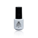 5pcs/set Shinning Mirror Glitter Powder Base Coat Top Coat UV Gel Nail Art Chrome Pigment With Brush
