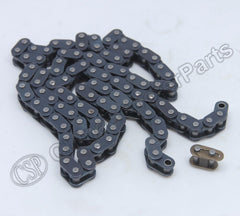 68 136 Master Link 1088mm T8F 8mm Chain Mini Moto Pocket Dirt  Pit Super Bike Go Kart ATV Quad Scooter Chopper Buggy Parts