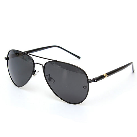 Black Polaroid Sunglasses For Men