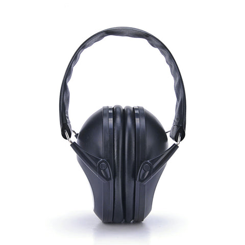 Anti-noise Hearing Ear Protector Soundproof Earmuffs Protection Contact Shooting Tactical Headphone Ear Muff -(NOT Electronic)