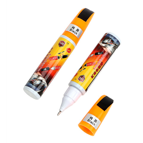 Auto Paint Pen Black Auto Care A Pair Car-styling Car Scratch Repair Fix it Pro Maintenance Paint Care