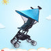 Baby Stroller Rain Cover PVC Universal Wind Dust Shield with Windows For Strollers Pushchairs Stroller Accessories AY885113