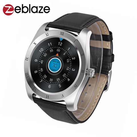 [Best Seller]Zeblaze Classic Smart Watch IPS Screen Support Heart Rate Monitor Bluetooth Smartwatch For IOS AndroidVersion