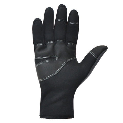 Bike Gloves Winter Thermal Windproof Warm Full Finger Cycling Glove Anti-slip Bike Bicycle Gloves for Man Woman moto gant