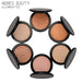 HERES B2UTY Makeup Face Highlighter&Matte Bronze Trimming Highlighter Powder Illuminated Soft Mineral Long Lasting VShape
