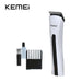 KM-2516 EU plug mini kids baby care electric rechargeable the kemei hair trimmer clipperset haircut machine