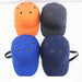 CCGK Bump Cap Work Safety Helmet ABS Inner shell Baseball Hat Style Protective Hard Hat For Workwear Head Protection Top 6 Holes