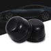 80mm Rubber Housing Seal Cap Dust Cover For LED HID Headlight DIY Retrofit Work Car-Styling
