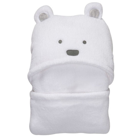 Cute Animal Shape Baby Hooded Bathrobe Bath Towel Blankets Neonatal Hold To Be Fleece Blanket Neonatal Hold To Be Kids T30