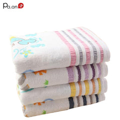Cute Cotton Beach Towel for Kids Animal Print Towel Beach Towel Soft Rectangle Big Towels Quick-Dry 60x120cm