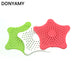 DONYUMMYJO Sewer Outfall Strainer Bathroom Kitchen Sink Plug Anti-blocking Drain Catches Cover Floor Drain Hair Filter Screen