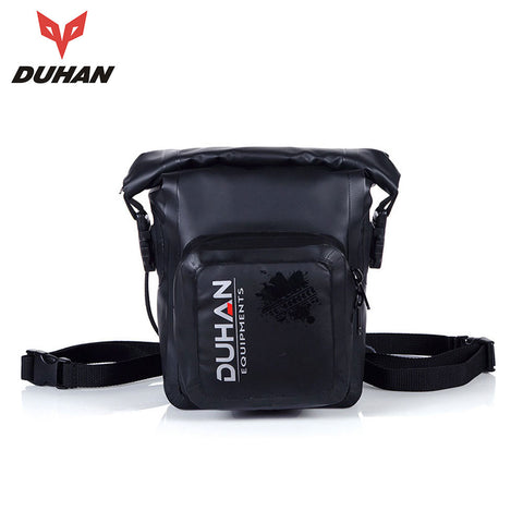 DUHAN Motorcycle Leg Bag Men Waterproof Moto Riding Shoulder Bag Waist Moto Bag Motorbike Bicicleta Bag Motocykle Waterproof