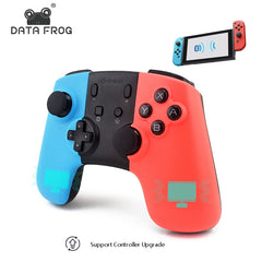Wireless Bluetooth Game Controller For Nintendo Switch Gamepad Joystick For PC Games Joystick For Android Phone