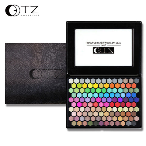Eyeshadow Palette 125 Colors Glitter Matte Naked Eye Shadow Makeup Set Maquiagem SombraMake Up Set by TZ