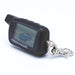 LCD Remote For Tomahawk X5 Two way car alarm system Russian version