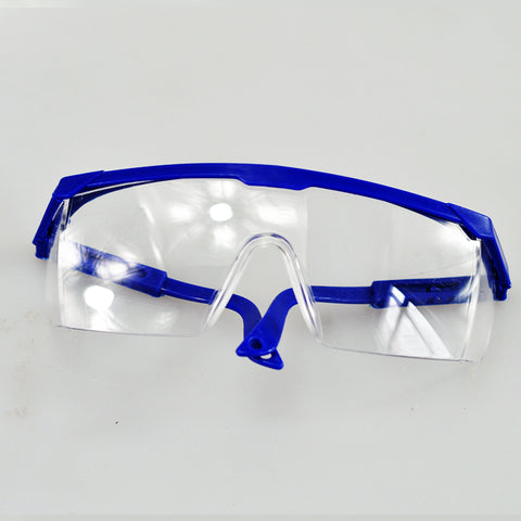 PC goggles Glasses Labour Protection Eye Protection Dustproof Sprayproof Glasses Safety