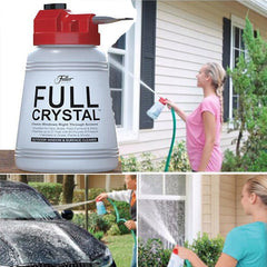 Fuller Brush Full Crystal Window Cleaner Outdoor Glass Cleaner Multi-purpose Cleaning System for Windows&Cars Home Garden  Spray