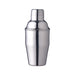 GENNISSY 1Pcs 550ml Stainless Steel Cocktail Shaker Cocktail Mixer Wine Martini Drinking Boston Style Shaker For Party Bar Tool