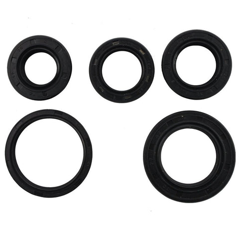 GOOFIT GY6 50cc 139qmb Scooter Complete Engine Oil Seal Kit Moped ATV K081-003