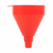 Universal Vehicle Plastic Filling Funnel with Soft Pipe Spout Pour Oil Tool Petrol Diesel Car-Styling